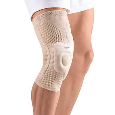 Bästa knäskyddet vid knäskador som Artros Patellaluxation och stabilisering av knäskålen