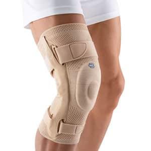 Bästa knäskyddet vid svåra knäskador som Korsbandsskada Artrit Meniskskada Ledbandsskada Knästöd med låsbara skenor