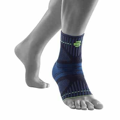 Bauerfeind Sports Ankle Support Svart Vristskydd