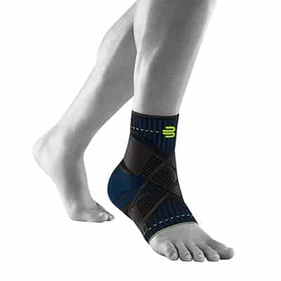 Bauerfeind Sports Ankle Support Svart Vristskydd