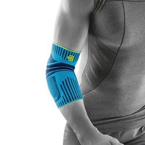 Bauerfeind Sports Elbow Support Rivera bra och smidigt armbågsstöd