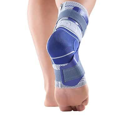 bästa fotledsstödet fotledsskyddet på marknaden malleoloc l3 mot stukningar vrickningar av fotled