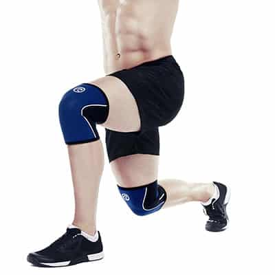Rehband Rx Knee Sleeve 5mm Navy
