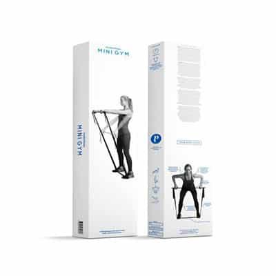 Swedish Posture MiniGym är ett perfekt hemmagym med flera övningar för hemmet