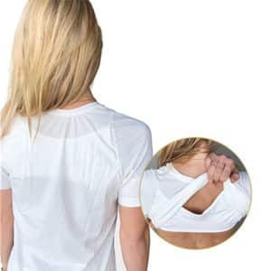 Swedish Posture Hållnings T-shirt som ger bättre hållning snabbt bästa produkten för bra hållning