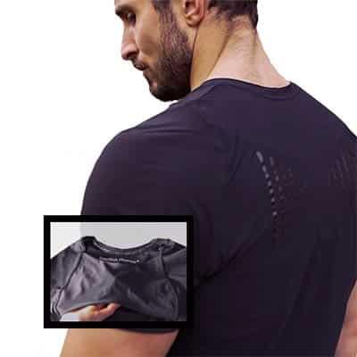 Swedish Posture Hållnings T-shirt som ger bättre hållning snabbt bästa hållningsprodukten