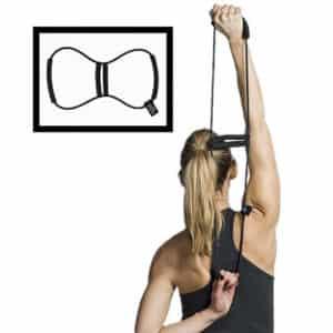 Posture Trainer är en 3i1 produkt för hållning, stretching och träning.