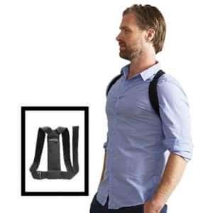 Swedish Posture Hållningsband / Hållningssele för bättre hållning