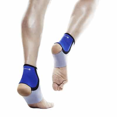 Rehband QD Ankle Support. Ett vristskydd vid svaga fotleder