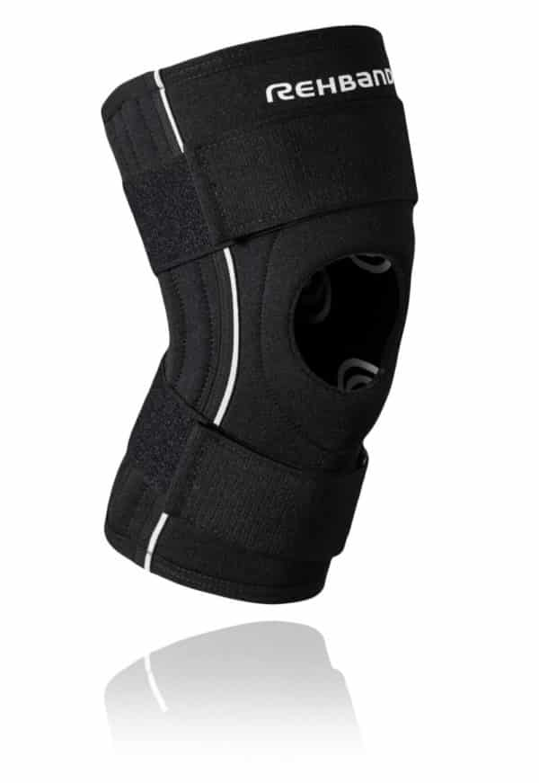 Rehband UD Stable Knee Brace svart knäskydd