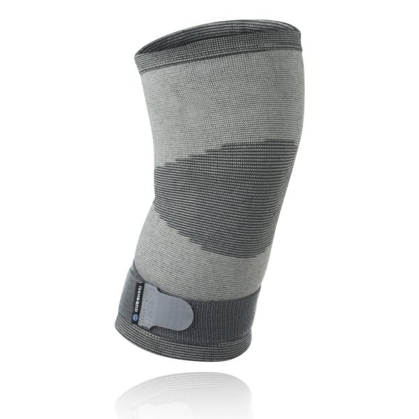QD Knitted Knee Sleeve Rehband framsida