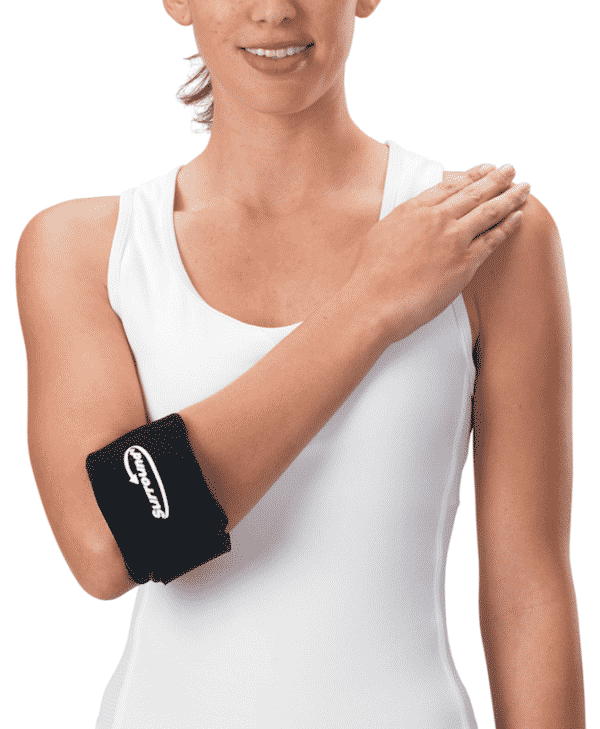 DonJoy Surround Tennis Elbow Band woman