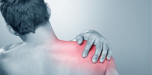 smärta i axeln