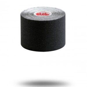 Mueller Kinesiology Tape Black Sportsrehab